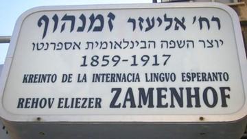 Esperanto - wymyślił go polski Żyd okulista. Dziś mówią nim nawet w Japonii