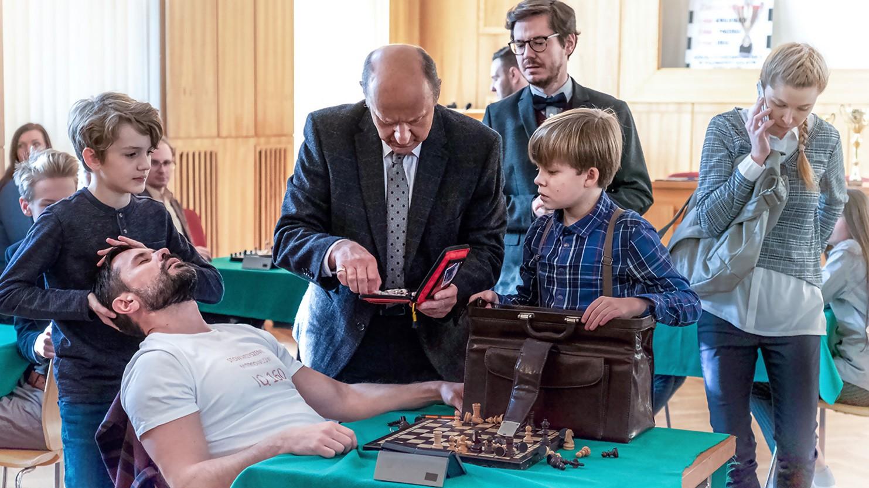 """""""W rytmie serca"""": Zych bohaterem turnieju w szachy"""