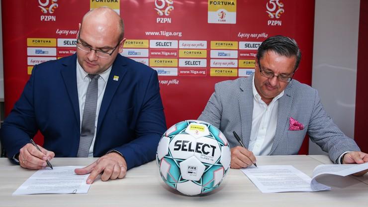 Fortuna 1 Liga wykracza za granice Polski. Mecze pokaże telewizja w USA