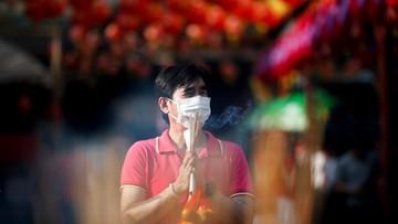 Obchody chińskiego Nowego Roku zagrożone. Przez epidemię koronawirusa
