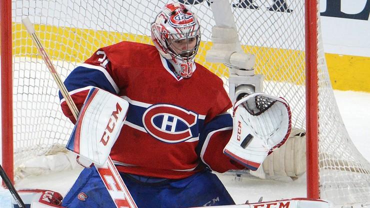 NHL: Szósta z rzędu porażka Canadiens