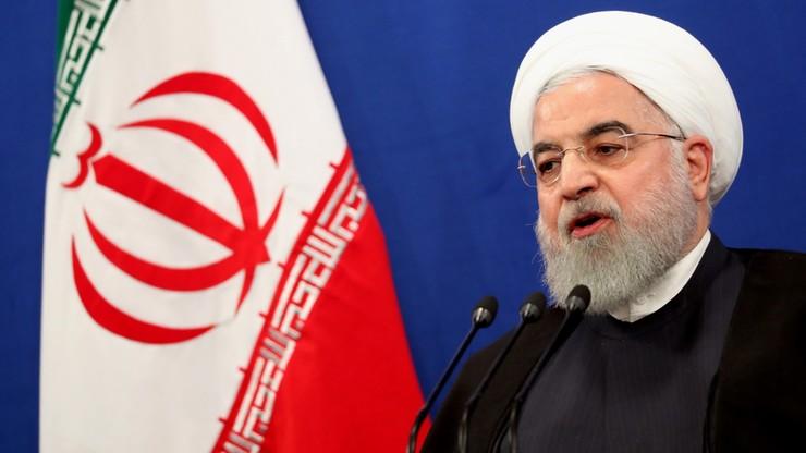 Katastrofa ukraińskiego samolotu. Prezydent Iranu Hasan Rowhani poprosił o przebaczenie