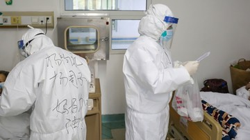 Rośnie liczba ofiar śmiertelnych koronawirusa