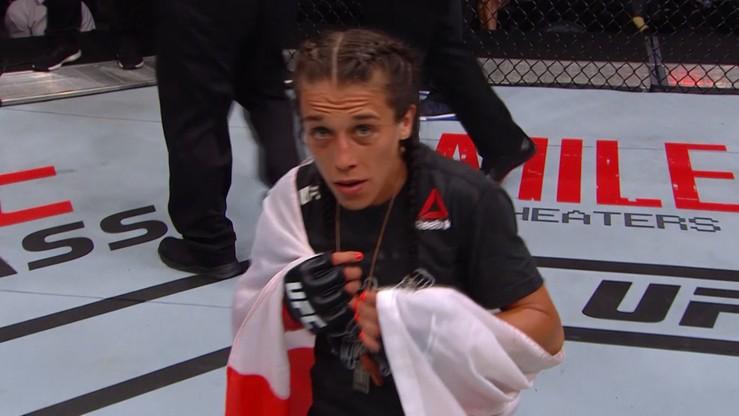 UFC: Jędrzejczyk nie zrobi wagi? Walka z Waterson zagrożona!