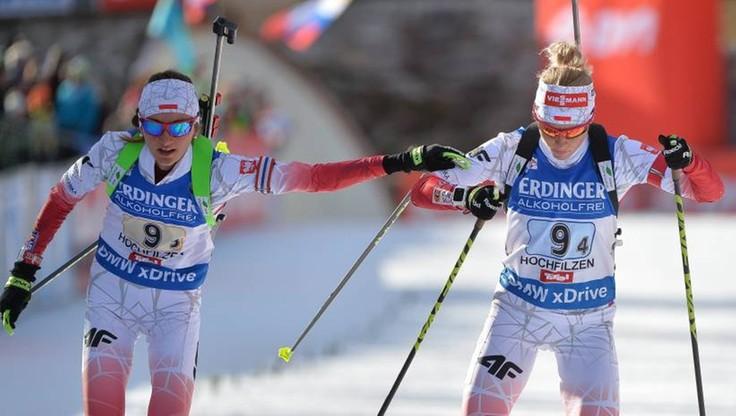 PŚ w biathlonie: Pierwszy sezon Polek pod okiem Greisa