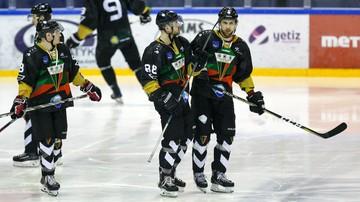 2019-10-08 Hokejowa LM: GKS Tychy - Vienna Capitals. Transmisja w Polsacie Sport
