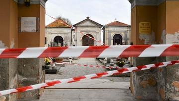 GIS w związku z koronawirusem odradza podróże m.in. do Włoch