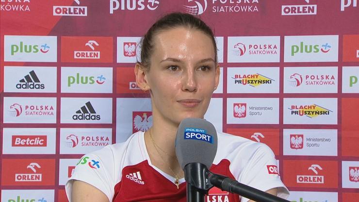 Weronika Centka: Mam nadzieję, że będę powoływana na zgrupowania jak najczęściej