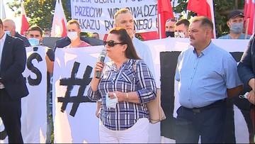 """Protest rolników. """"Nikt ze wsi nie zagłosuje już na PiS"""""""
