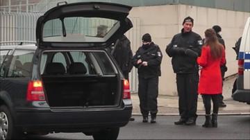 Niemcy: auto wjechało w bramę urzędu kanclerskiego. Relacja z Berlina