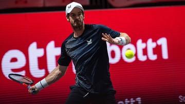Andy Murray wycofał się z turnieju ATP w Kolonii