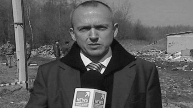 Nie żyje Wiktor Bater. Dziennikarz miał 53 lata