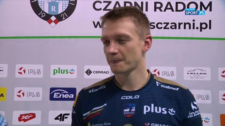 Wiśniewski: Przepraszam sędziego, poniosły mnie emocje