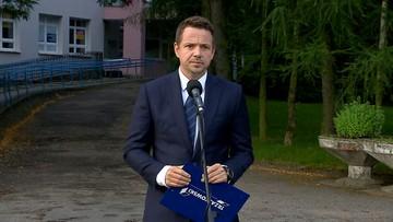 """""""W niedzielę albo nigdy"""". Trzaskowski o pokonaniu PiS"""