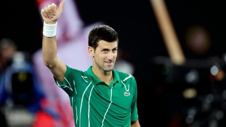 Djokovic zorganizuje cykl turniejów charytatywnych