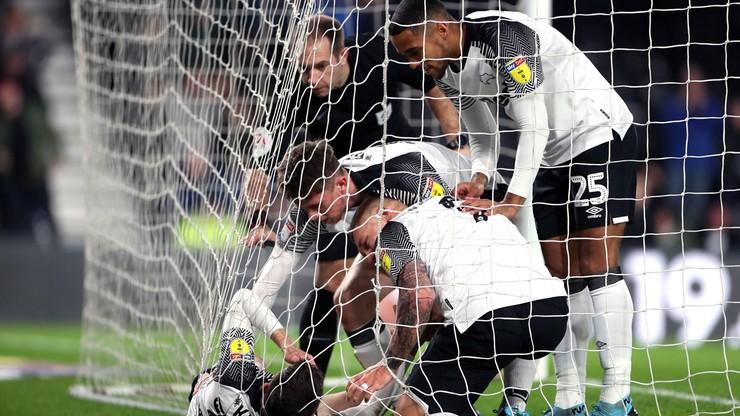 Kontuzja Bielika początkiem problemów Derby County? Klubowi grozi 21 ujemnych punktów