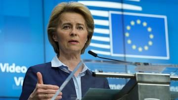 Ponad bilion euro na walkę z kryzysem. KE ma przygotować Fundusz Ożywienia