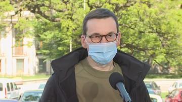 Premier o koronawirusie na Śląsku: Sytuacja jest opanowana i pod kontrolą. Górnicy wrócą do pracy