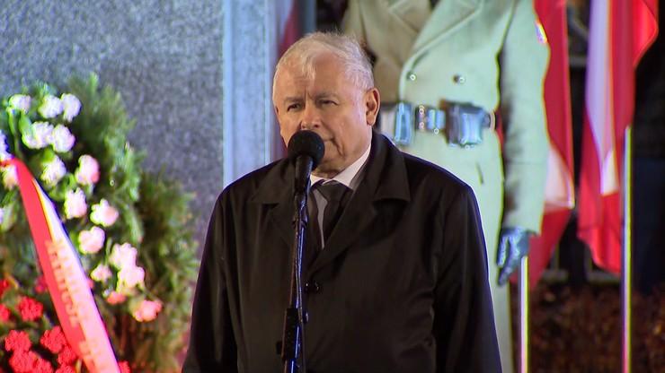 Kaczyński: misją Polski podtrzymanie tego, co jest fundamentem naszej chrześcijańskiej cywilizacji