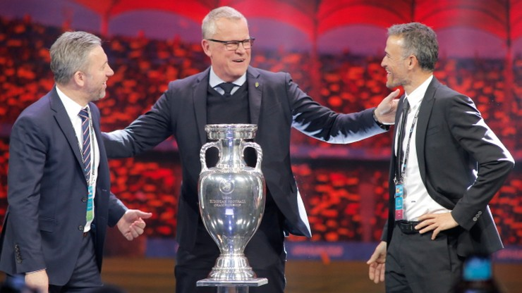 Euro 2020: Hiszpanie zagrają z Holendrami w Amsterdamie
