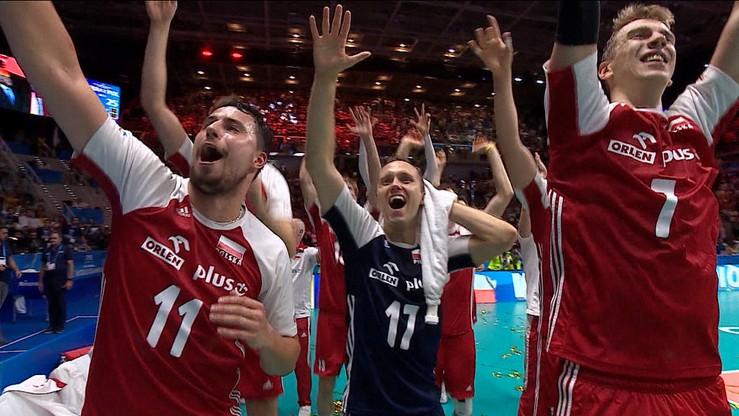Srebro dla polskich siatkarzy w Pucharze Świata! Pokonali Iran 3:0