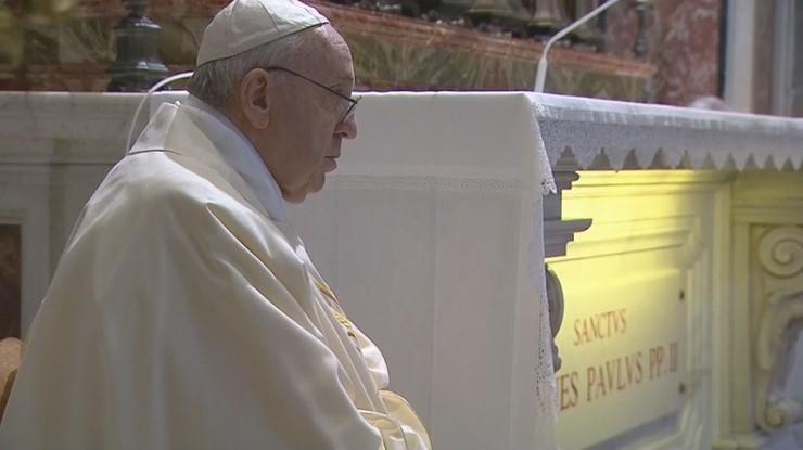 100. urodziny św. Jana Pawła II. Papież Franciszek odprawił mszę
