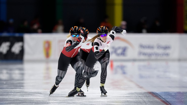 Jabrzyk czwartą juniorką świata w łyżwiarstwie szybkim
