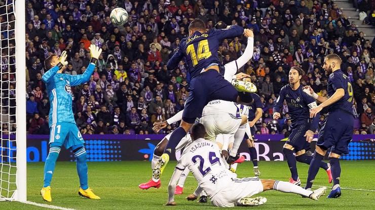 Real Madryt wykorzystał szansę i został liderem La Liga