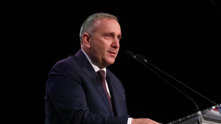 """Grzegorz Schetyna w """"Gościu Wydarzeń"""""""