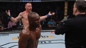 UFC 245: Mistrz oszukiwał? Covington mocno skrytykował sędziego (WIDEO)