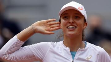 Kiedy mecz Świątek w finale French Open?