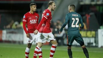 Eredivisie: AZ Alkmaar ograło Ajax po golu 18-latka