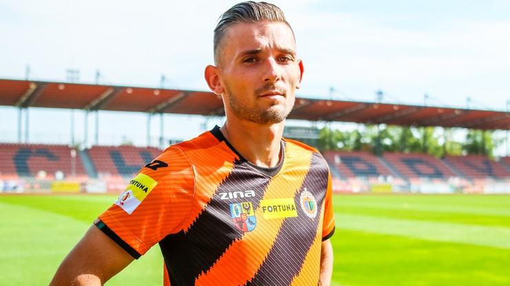 Fortuna 1 Liga: Paweł Oleksy wraca do Chrobrego Głogów
