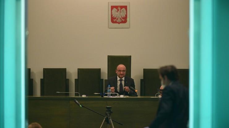 Wybory I prezesa SN. Obrady odroczono, Zaradkiewicz zwróci się do prezydenta