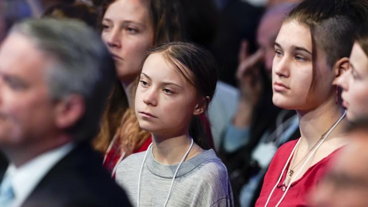 Greta Thunberg na Forum w Davos. Mówiła o Polsce