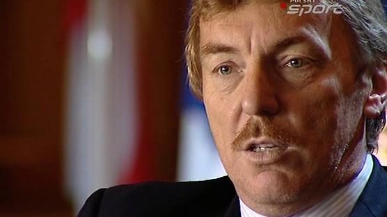 Kulisy sportu - wywiady Romana Kołtonia: Zbigniew Boniek