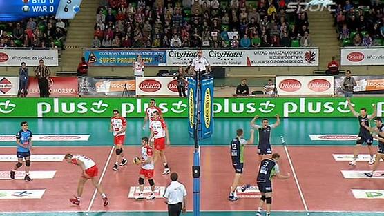 Delecta Bydgoszcz - AZS Politechnika Warszawska
