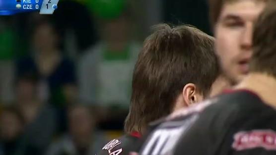 Fart Kielce - Tytan AZS Częstochowa set 1, PlusLiga