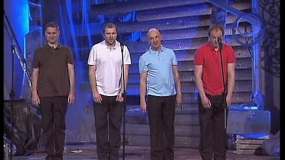 Kabaret DNO - The End