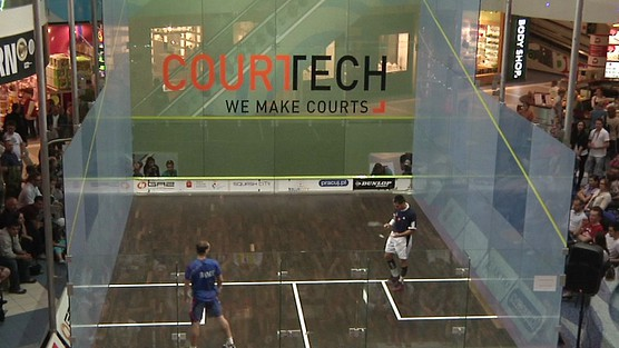Gregory Gaultier (FRA) - Thierry Lincou (FRA)