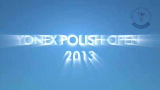 Yonex Polish Open 2013 - wywiad z Michałem Rogalskim