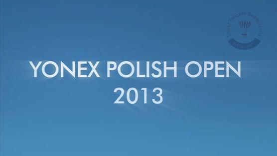 Yonex Polish Open 2013 - wywiad z Jackiem Hankiewiczem