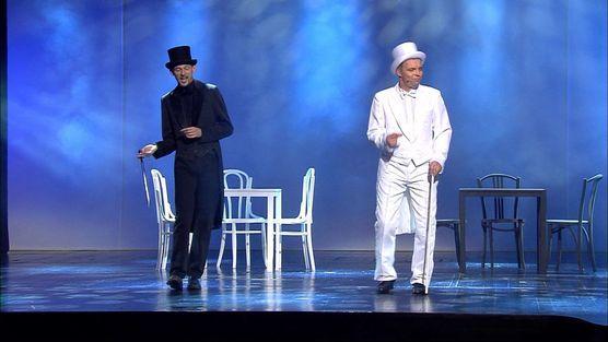 Kabaret Ani Mru Mru - Czerń czy biel