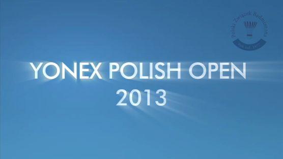 Yonex Polish Open 2013 - wywiad z Erikiem Lissillour, sędzią głównym turnieju