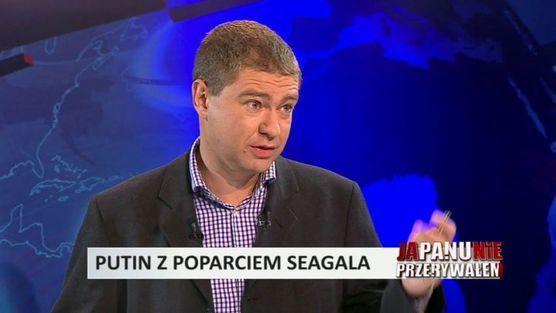 Ja Panu Nie Przerywałem - Steven Seagal separatystom