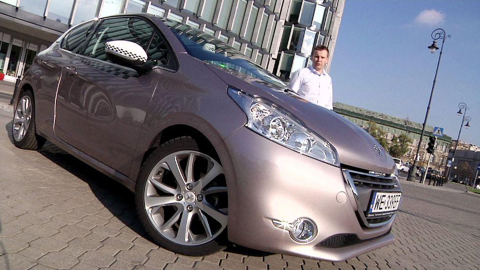 Peugeot 208 - łamiąc stereotypy