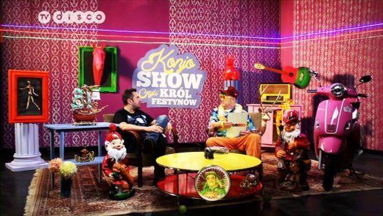 Konjo Show, czyli Król Festynów - odcinek 8