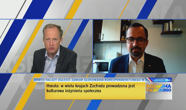 Marcin Horała o swoich zarobkach i wynagrodzeniach w spółkach
