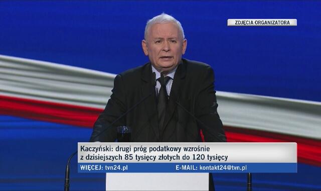 Jarosław Kaczyński zapowiada możliwość budowania domów jednorodzinnych bez pozwolenia