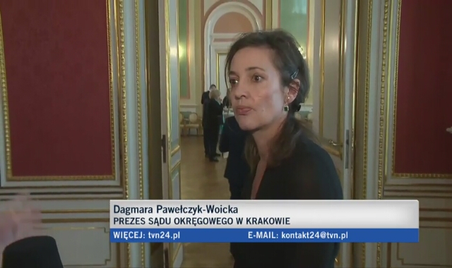 Sędzia Pawełczyk-Woicka: ustawa nie zakazywała podpisywania się na kilku listach